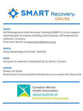 SMART Recovery Virtual Group