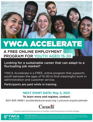 YWCA Accelerate