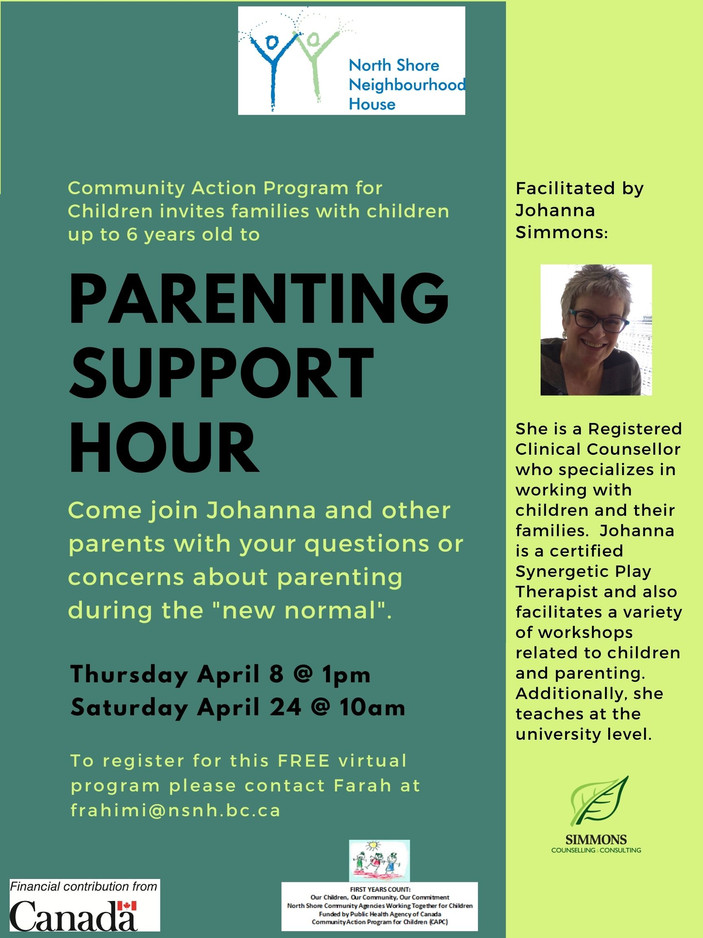 Parenting Support Hour