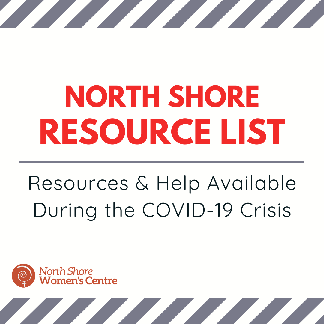 Need Support? Click to Find Resources on the North Shore