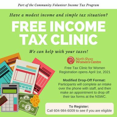 Free Income Tax Clinic
