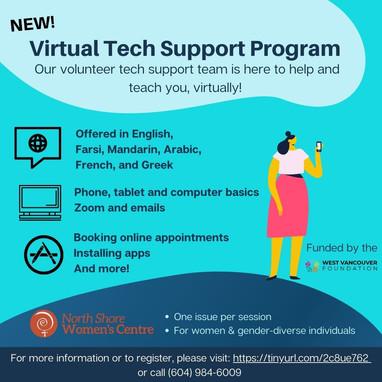 Virtual Tech Support Program