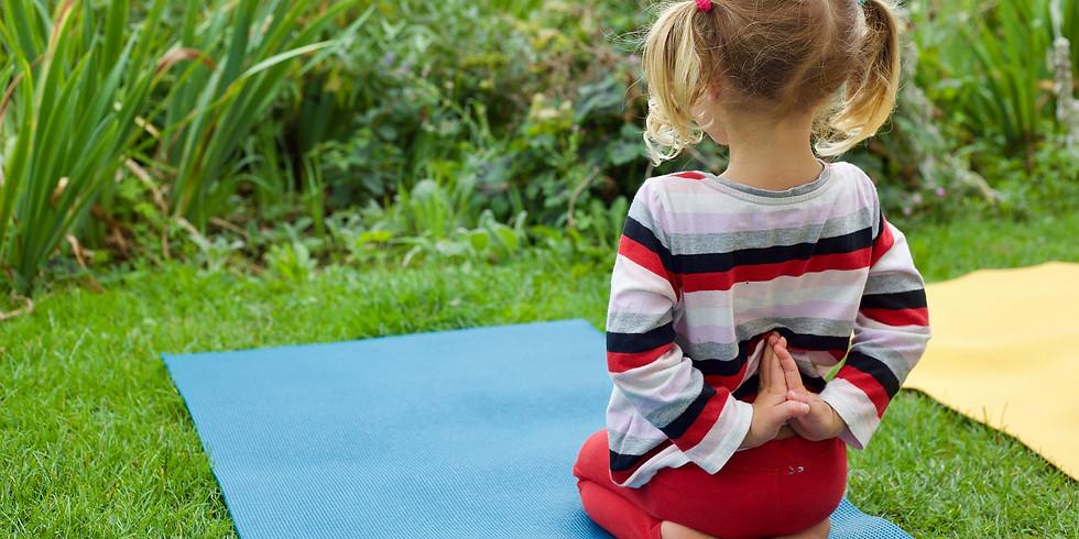 Kids Yoga with Oli