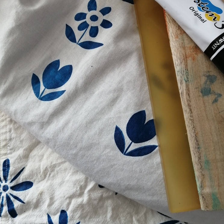 Why not... try screen printing?