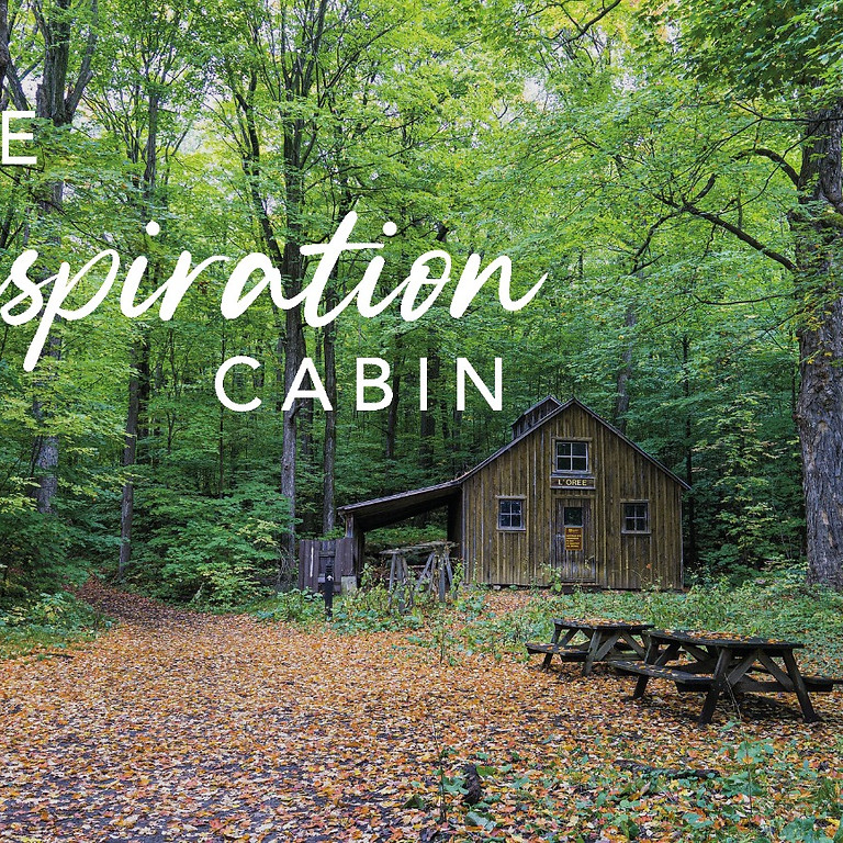 The Inspiration Cabin