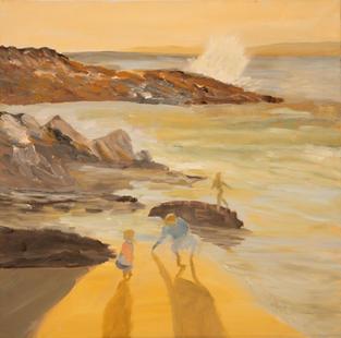 Lot 1: Linda Morgan - Beach