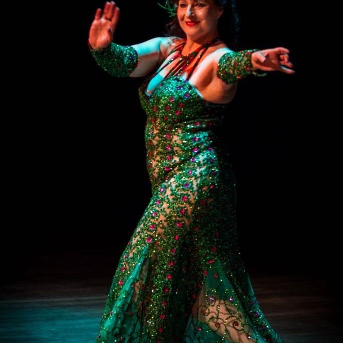Egyptian Bellydance with Hazel Kayes