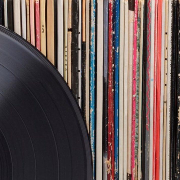 Vinyl Night - Hazy shade of Winter