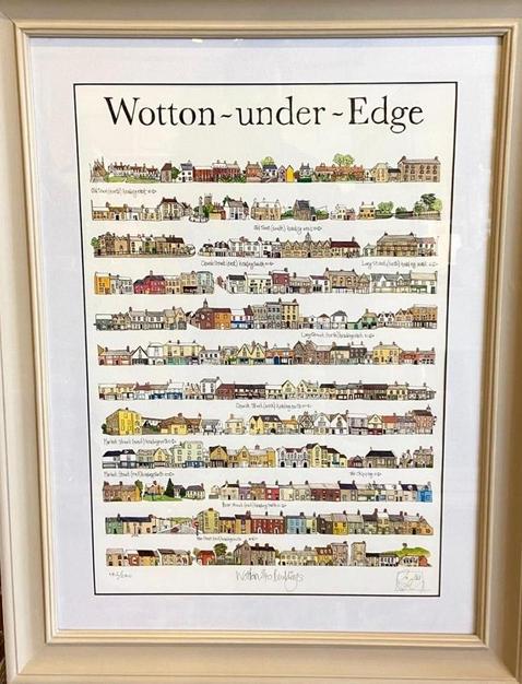 Lot 5: Richard Edwards - Wotton, 240 Buildings