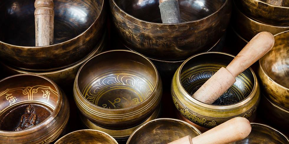 Himalayan Singing Bowls workshop