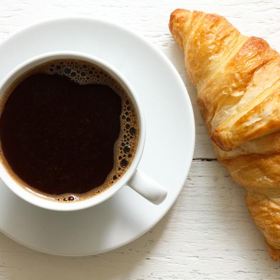 Volunteers' Coffee Morning