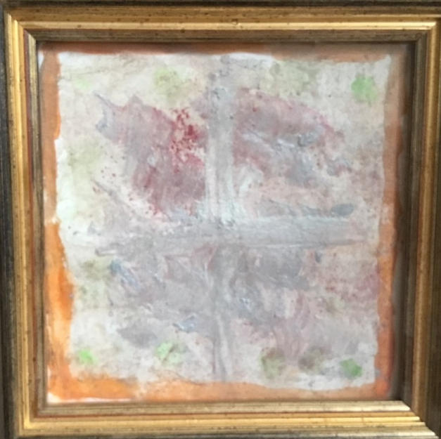 Lot 10: Martin Clarke - Summer through the window