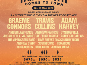 Tamworth Comes To Town Festival - Sydney