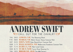Call Out For The Cavalry Autumn Tour