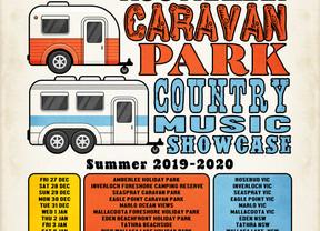 The Great Australian Caravan Park Country Music Showcase 2020