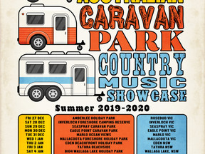 The Great Australian Caravan Park Country Music Showcase 2020