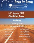 Road To Roma Festival