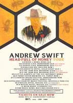 Head Full Of Honey Tour - Noojee Rescheduled, Dargo & 2nd Brisbane Show Added.