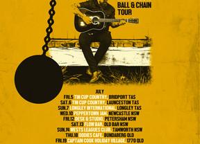 Ball & Chain Winter 2019 Tour Dates Announced