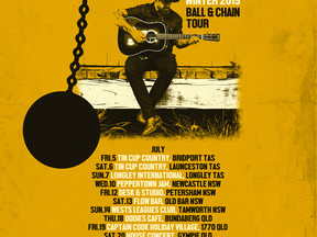 Ball & Chain Winter 2019 Tour Dates Announced