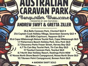 QLD Caravan Park Tour Announced!