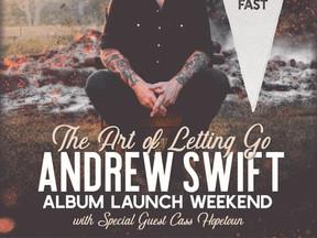 New Album Launch Show Dates