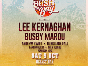 Bush To Bay Festival Postponed