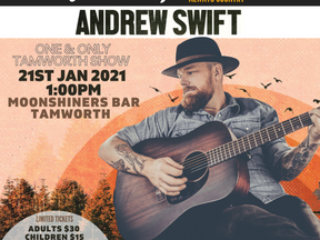 Tamworth, NSW Show Announced