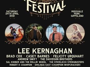 Gippsland Country Music Festival 2021