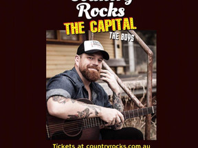 Country Rocks The Capital