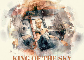 King Of The Sky Goes To Radio.