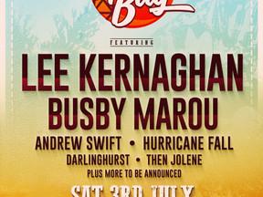 Bush To Bay Festival 2021 Line Up Announced