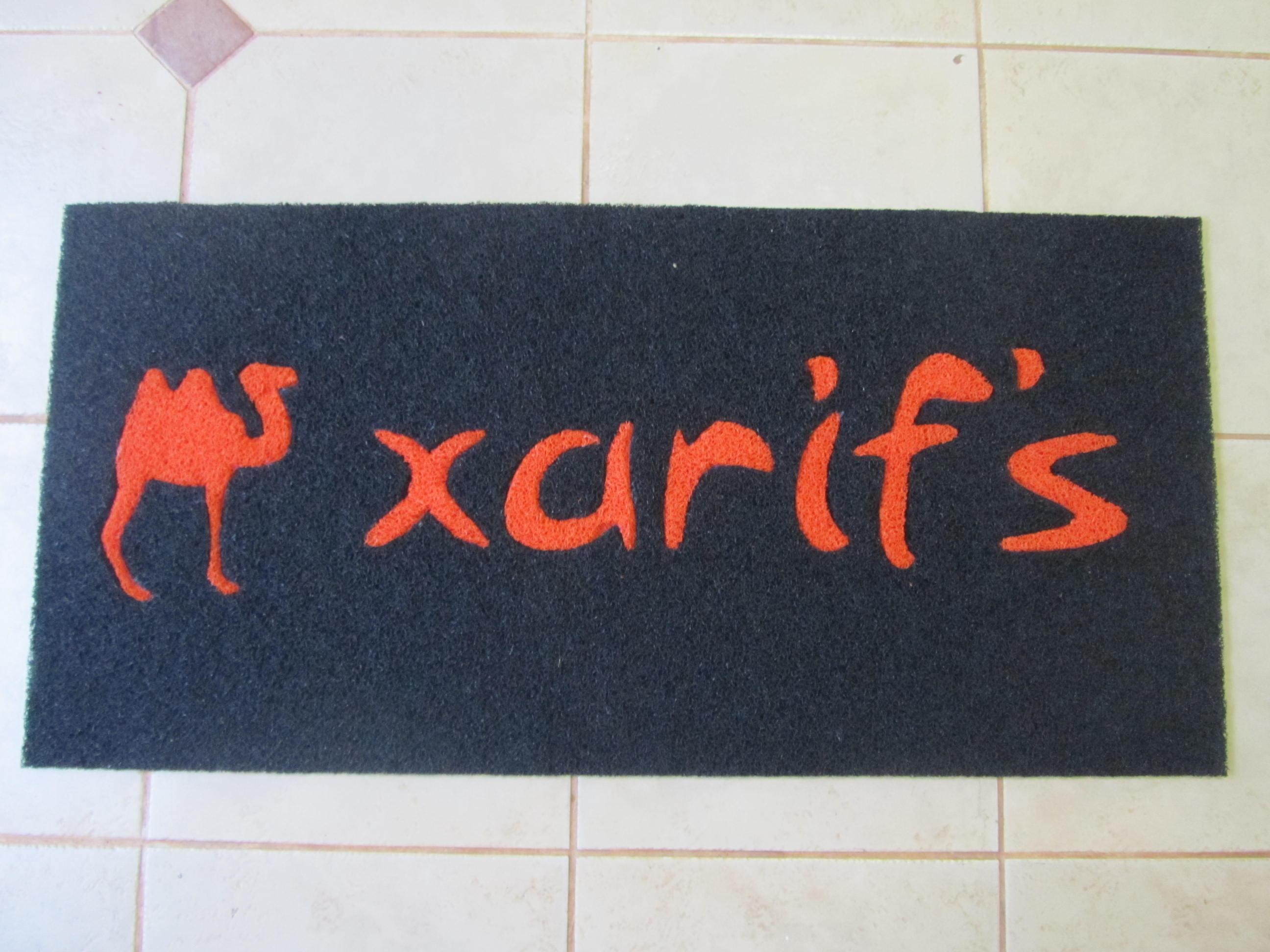 Xarif's.