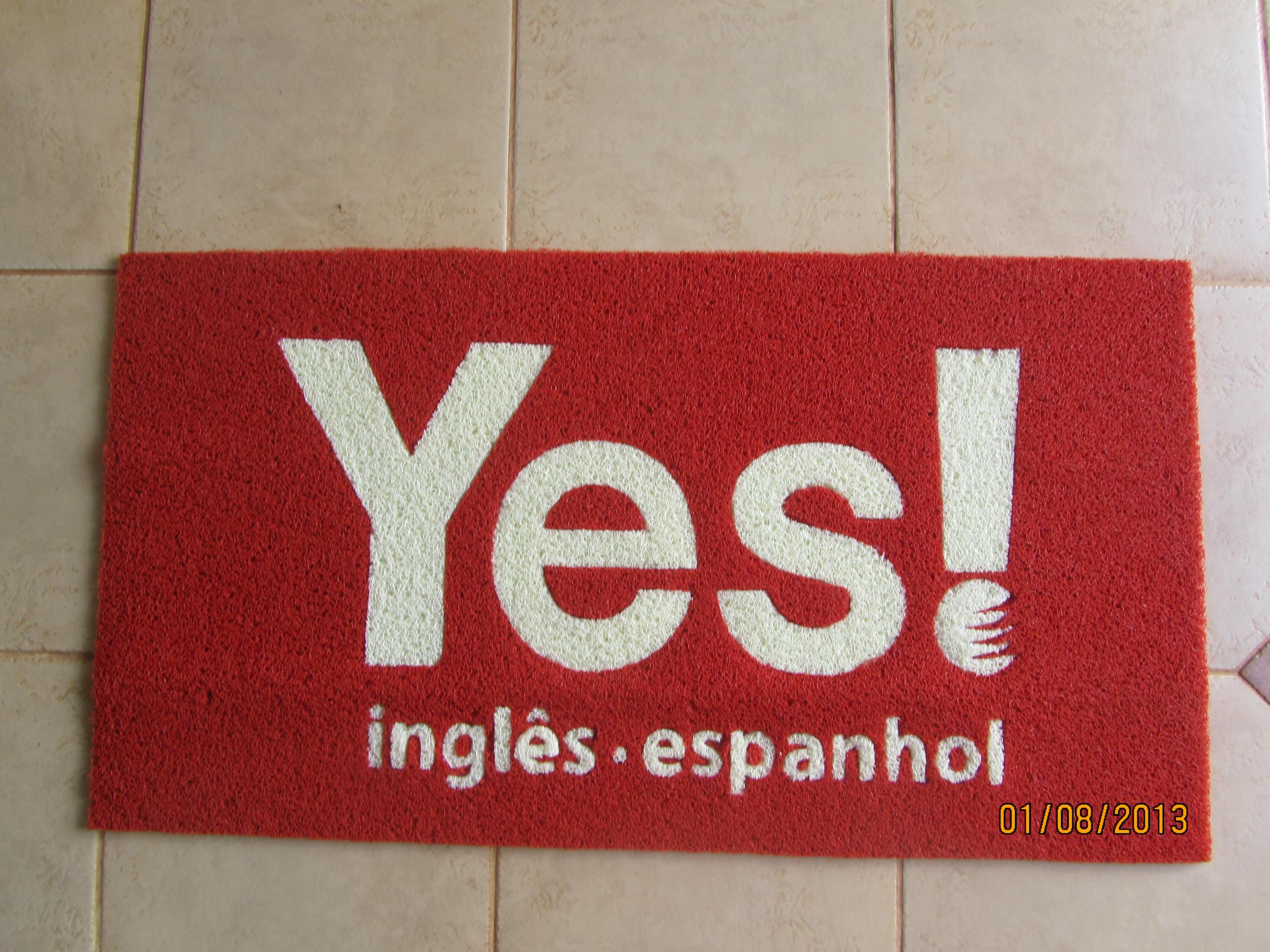 Yes Inglês e Espanhol