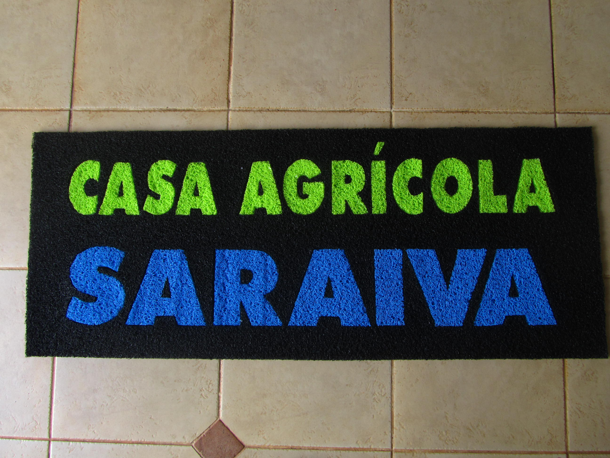 Casa Agrícola Saraiva