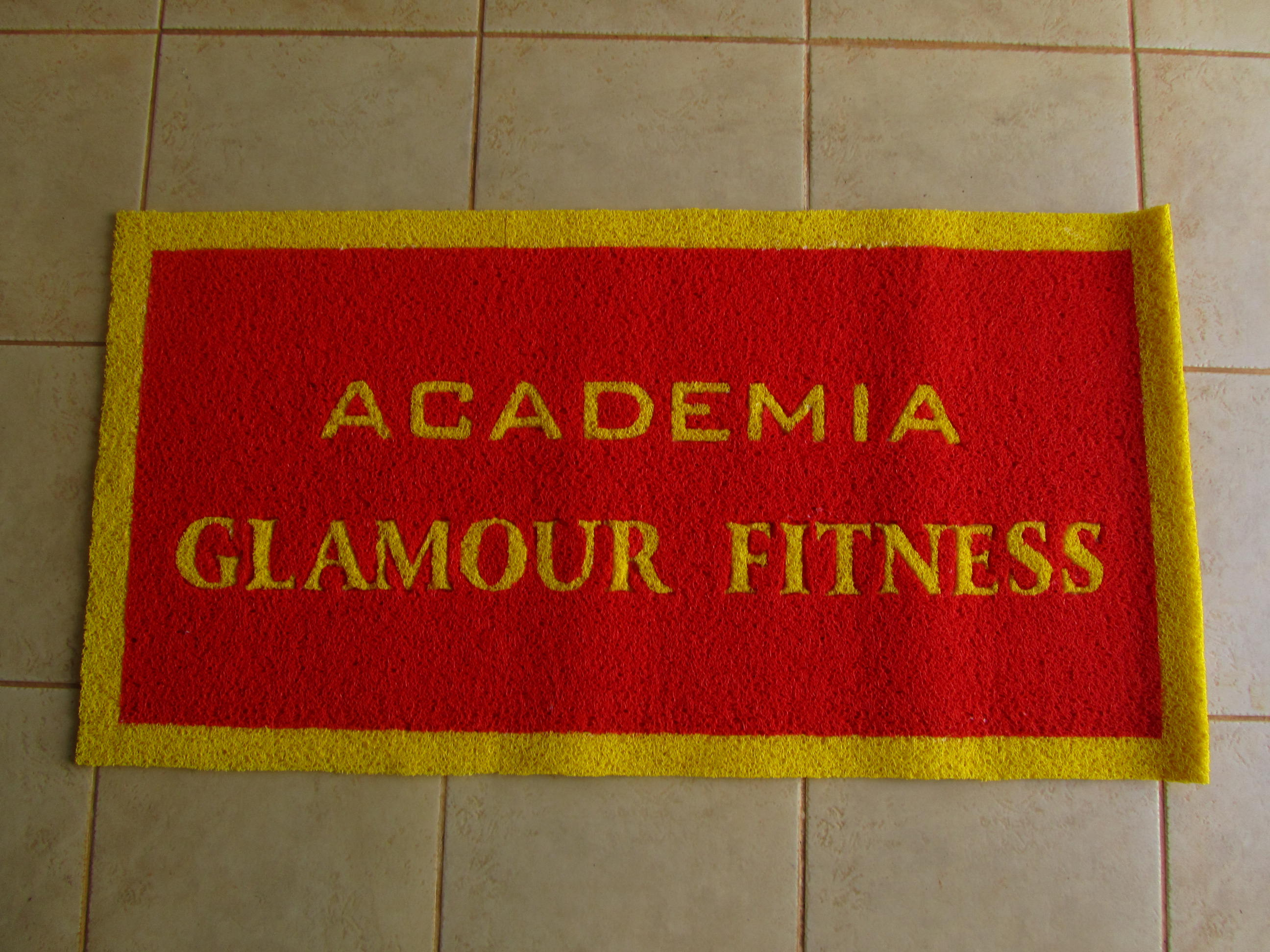 Academia Glamour Fitness