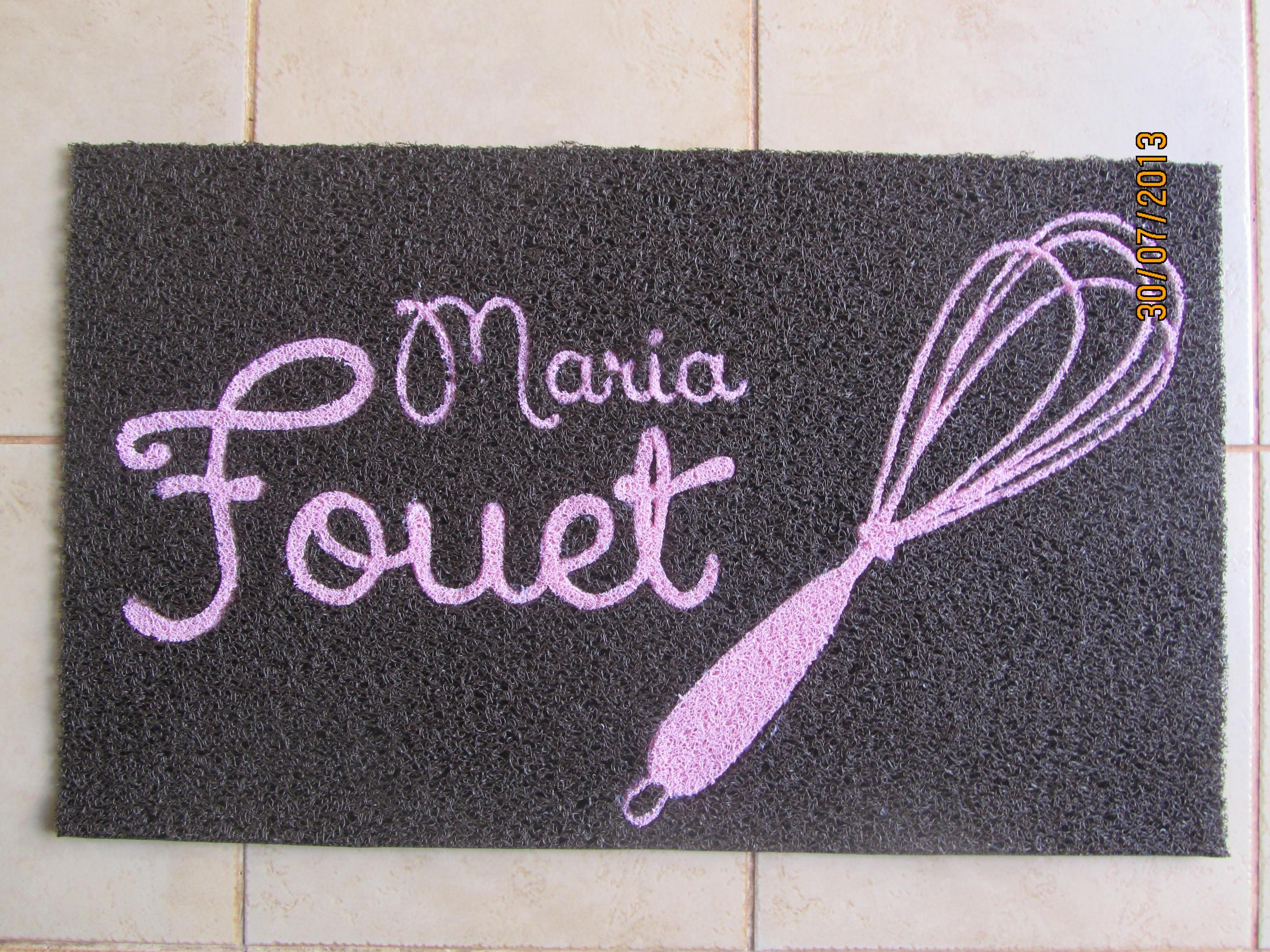 Maria Fouet.