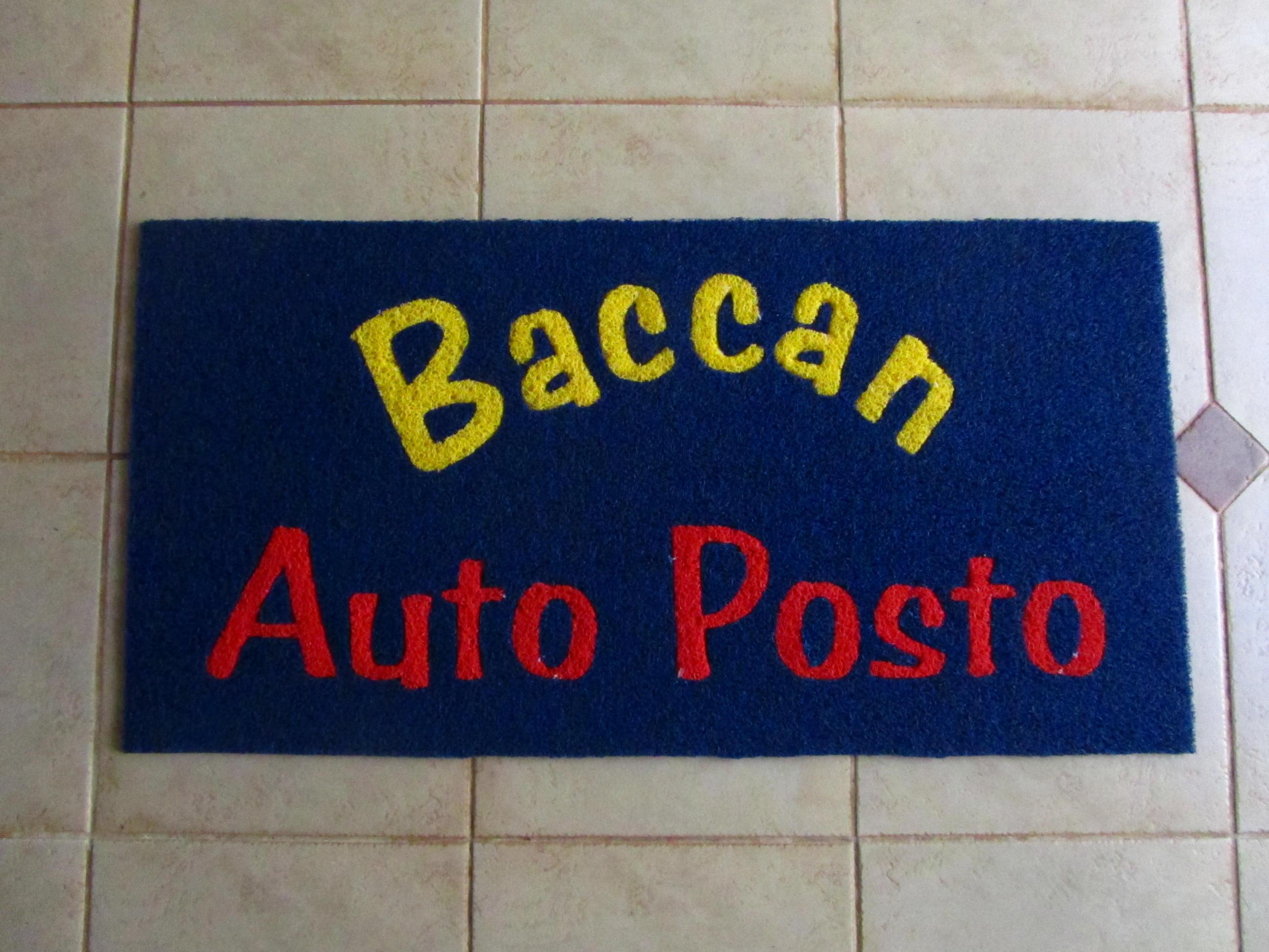 Auto Posto Baccan.