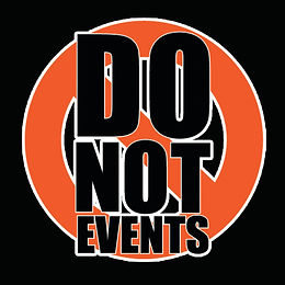 Logo Do Not Events