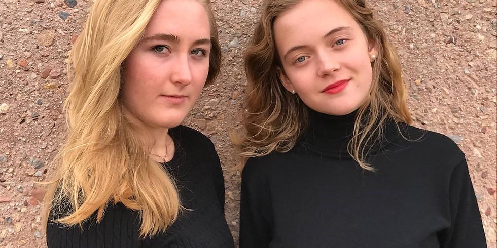 Senior Recital- Say Goodbye Girls