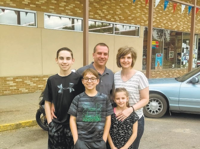The Hankey Family
