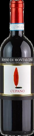 vino rosso montalcino cupano