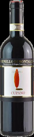 Brunello Montalcino Cupano Riserva
