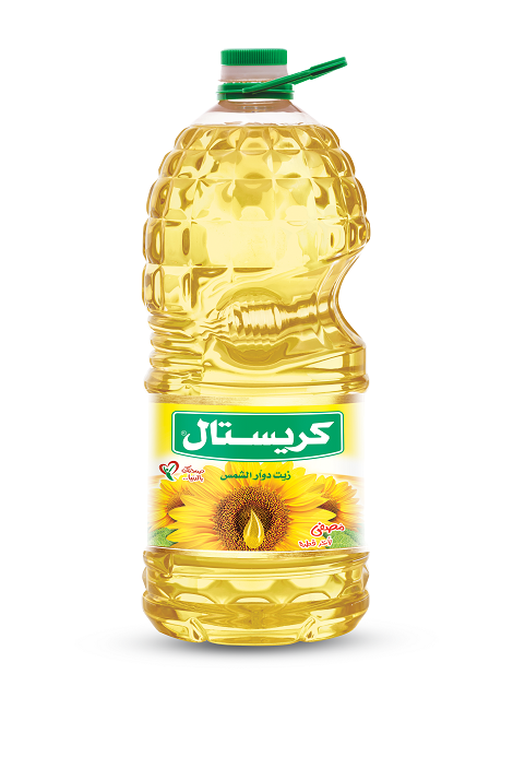 Crystal Sunflower oil 5 L
