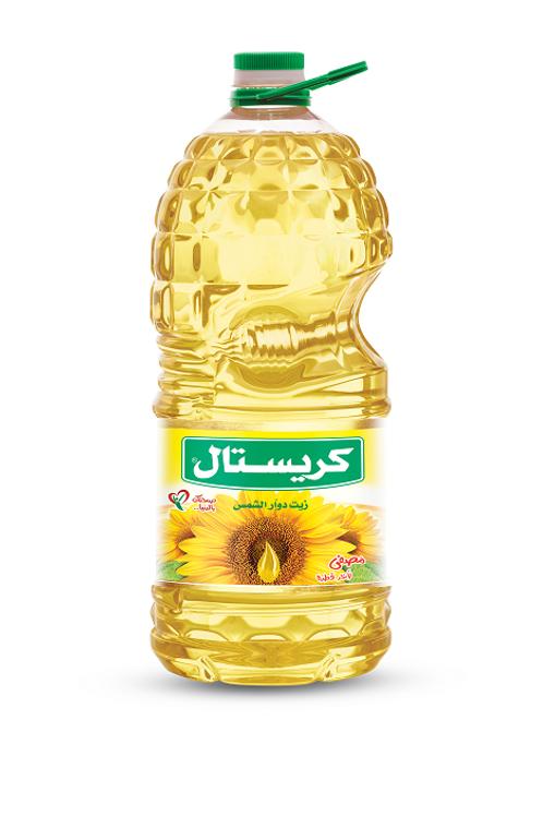 Crystal Sunflower oil 5 L