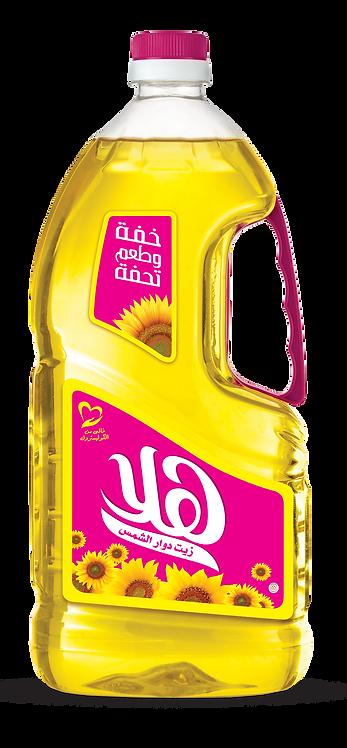 Hla Sunflower Oil 2.25 L