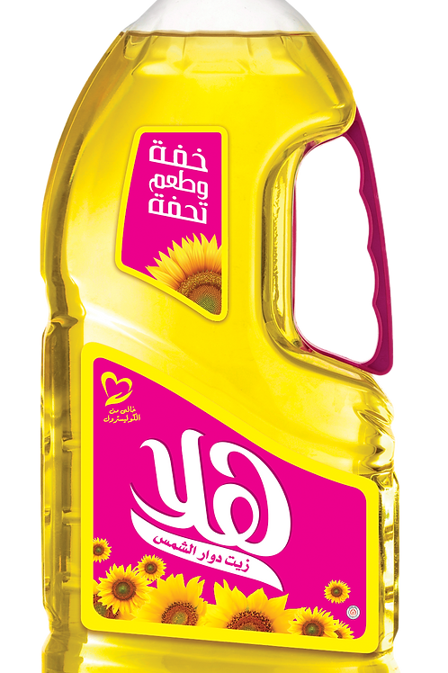 Hla Sunflower Oil 2.25 L