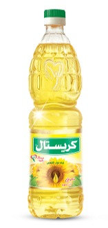 Crystal Sunflower oil 900 ml