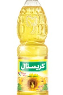 Crystal Sunflower oil 900 ml