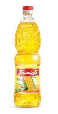 Crystal Corn oil 900 ml